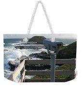 The Nobbies Outlook - Great Ocean Road, Australia Weekender Tote Bag