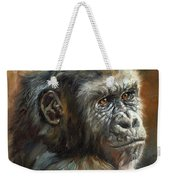 Noble Ape Weekender Tote Bag