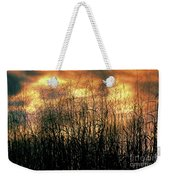 Noble Grasses Weekender Tote Bag