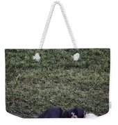 Nobody Wants To Play With Me Weekender Tote Bag
