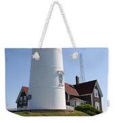 Nobska Light Station Weekender Tote Bag
