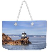 Noirmont Point Tower - Jersey Weekender Tote Bag