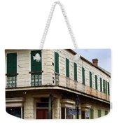 Nola Streetcorner Weekender Tote Bag