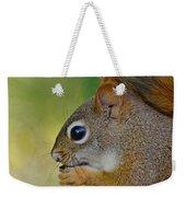 Nom Nom Squirrel  Weekender Tote Bag