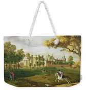 Nonsuch Palace In The Time Of King Weekender Tote Bag