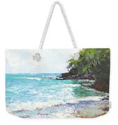 Noosa Heads Main Beach Queensland Australia Weekender Tote Bag