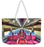 Norfolk And Western Passenger Coach Weekender Tote Bag