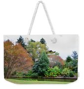 Norfolk Botanical Gardens Canal 9 Weekender Tote Bag