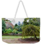Norfolk Botanical Gardens Canal Weekender Tote Bag