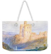 Norham Castle An Illustration To Marmion By Sir Walter Scott Weekender Tote Bag