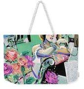 Norma Shearer Weekender Tote Bag