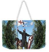 Norman Crusader Weekender Tote Bag