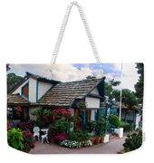 Normandy Inn - Carmel California Weekender Tote Bag by Glenn McCarthy Art and Photography