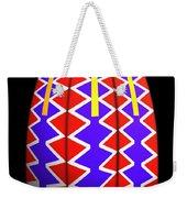 North American Pattern Weekender Tote Bag