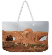 North And South Window Arches Np Weekender Tote Bag