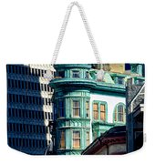 North Beach Victorian - San Francisco Weekender Tote Bag