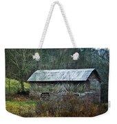 North Carolina Country Barn Weekender Tote Bag