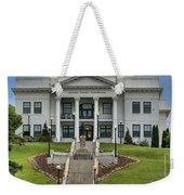 North Carolina Jackson County Courthouse Weekender Tote Bag