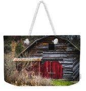 North Carolina Red Door Barn Weekender Tote Bag