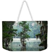 North Florida Cypress Swamp Weekender Tote Bag