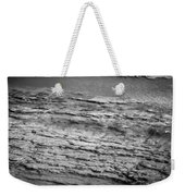 North Fork Of The Flathead River Montana Bw Weekender Tote Bag