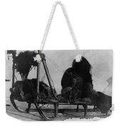 North Pole Sewing, C1909 Weekender Tote Bag