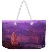 North Rim Grand Canyon Weekender Tote Bag