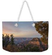 North Rim Sunrise 1 - Grand Canyon National Park - Arizona Weekender Tote Bag