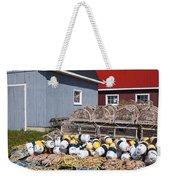 North Rustico Weekender Tote Bag by Elena Elisseeva