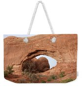 North Window  Arches Park Weekender Tote Bag
