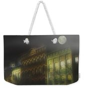 Northampton By Moonlight Weekender Tote Bag