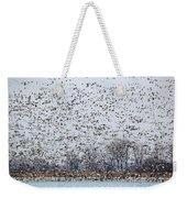 Northbound Weekender Tote Bag