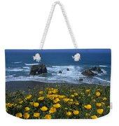 Northern California Coast Weekender Tote Bag