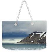 Northern Island In Svalbard Weekender Tote Bag