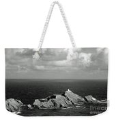 Northern Lighthouse Weekender Tote Bag