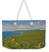 Northern Road Through Cape Breton Highlands Np-ns Weekender Tote Bag