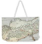Northern Territories Weekender Tote Bag