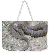 Northern Water Snake Weekender Tote Bag