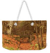 Northumberland, England  A Creek Weekender Tote Bag