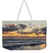 Northumbrian Coast Weekender Tote Bag