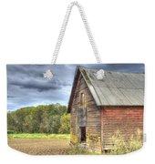 Northwest Barn Weekender Tote Bag by Jean Noren