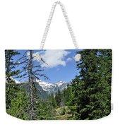 Northwest Frontier Weekender Tote Bag