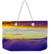 Northwest Sunrise Cloudscape Weekender Tote Bag