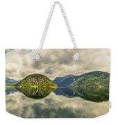 Norway Serenity In Panorama Weekender Tote Bag