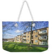 Norwich Apartments Weekender Tote Bag by Tom Gowanlock