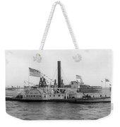 Norwich Steamboat, C1909 Weekender Tote Bag