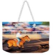 Norwood Colorado - Cowboys Ride Weekender Tote Bag