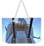 Nose Turret Weekender Tote Bag