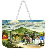 Nostalgia Arcadia Valley 1985  Weekender Tote Bag
