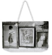 A Family History Weekender Tote Bag